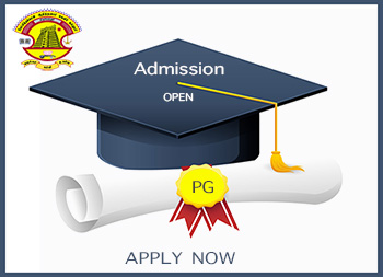 PG Admission OPEN